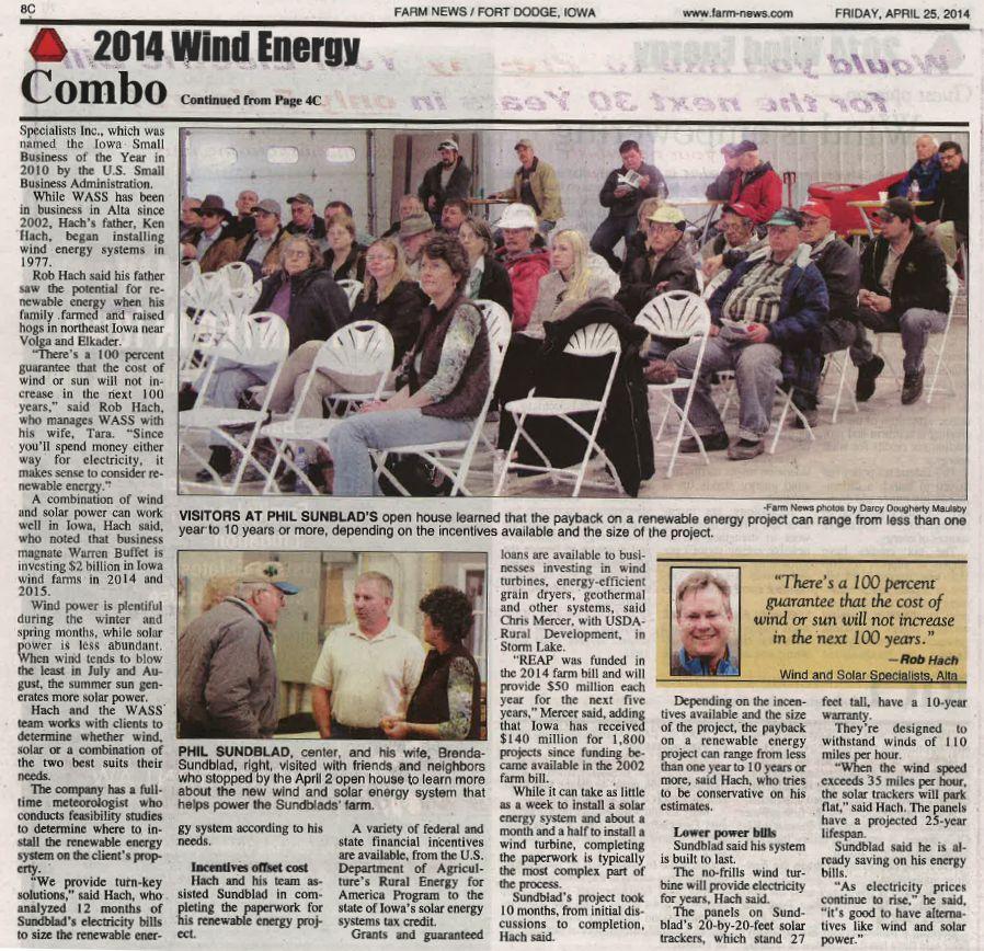Phil Sundblad Farm News Press Release 4-25-2014 pg 2